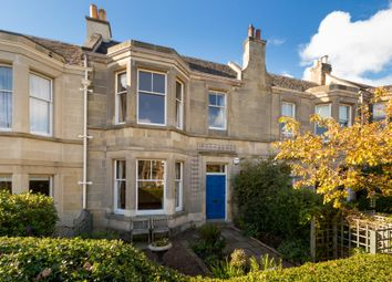 Thumbnail 4 bed terraced house for sale in Murrayfield Gardens, Edinburgh