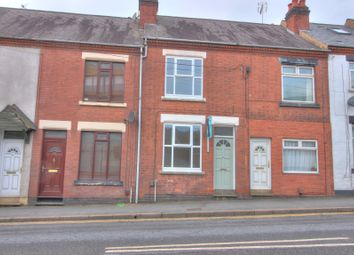 Thumbnail 2 bed terraced house for sale in Lower Bond Street, Hinckley