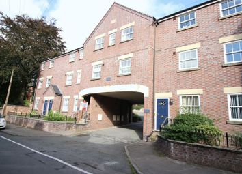 Thumbnail 1 bed flat for sale in St Marys Court, King Street, Leek, Staffordshire