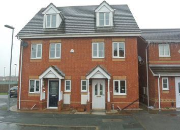Thumbnail 3 bed semi-detached house for sale in Harron Close, Kirkby, Liverpool
