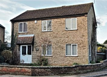 Thumbnail 3 bedroom detached house for sale in Prickwillow Road, Ely