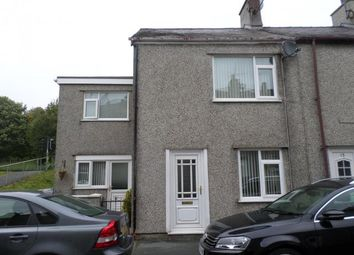 Thumbnail 3 bed end terrace house to rent in 11, William Street, Caernarfon