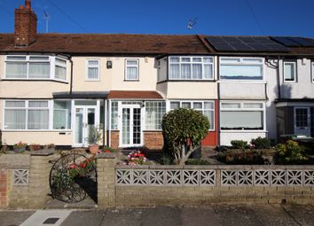 Thumbnail 3 bed terraced house for sale in Haddon Close, Enfield