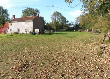 Thumbnail Land for sale in Bushy Common, Gressenhall, Dereham