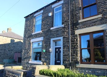 Thumbnail 3 bed end terrace house for sale in Sunlaw Street, Glossop, Derbyshire