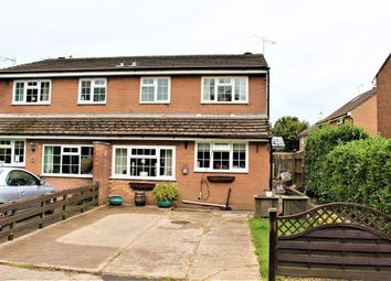 Thumbnail 3 bed semi-detached house for sale in Burnham Drive, Newton, Swansea