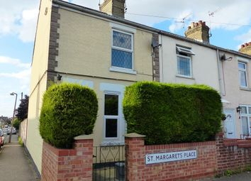 Thumbnail 2 bed end terrace house for sale in St. Margarets Place, Peterborough
