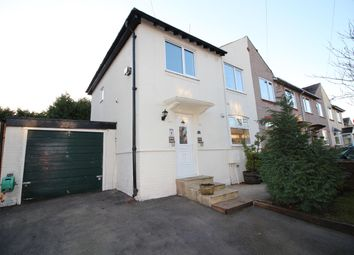 Thumbnail 3 bed end terrace house for sale in Aireville Terrace, Burley In Wharfedale, Ilkley