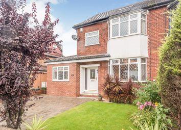 Kirkwood Drive, Cookridge, Leeds LS16. 4 bed semi-detached house