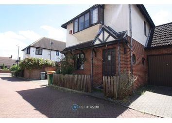 Thumbnail 4 bed detached house to rent in Beacons Close, London