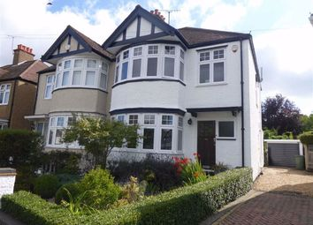 Thumbnail 3 bed semi-detached house for sale in Talbot Avenue, Oxhey, Watford