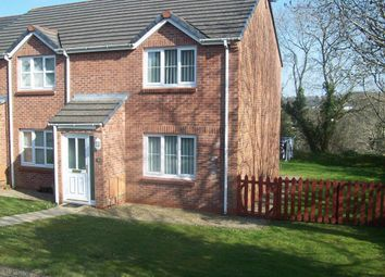 Thumbnail 2 bed semi-detached house to rent in Beechlands Park, Haverfordwest