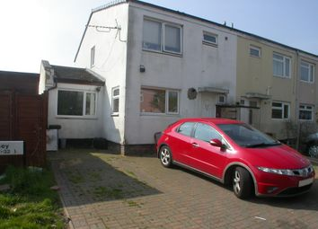 Thumbnail 5 bed end terrace house for sale in Kersey, Stantonbury