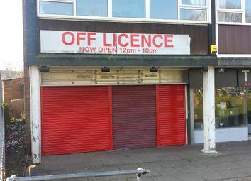 Thumbnail Retail premises for sale in Lane Green, Bilbrook, Codsall