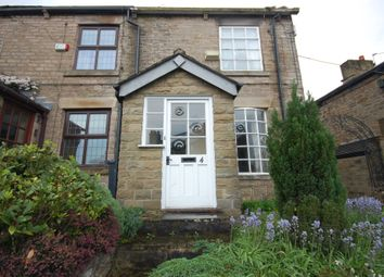 Thumbnail 2 bed end terrace house for sale in Town Lane, Charlesworth, Glossop
