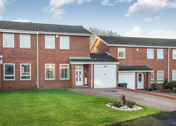 Thumbnail 2 bed semi-detached house for sale in Nuneaton Way, The Boltons, Newcastle Upon Tyne