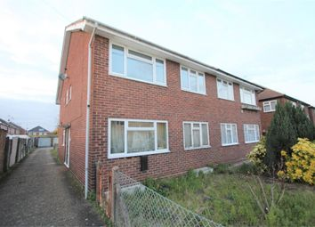 Thumbnail 2 bedroom maisonette for sale in Mornington Road, Ashford, Surrey