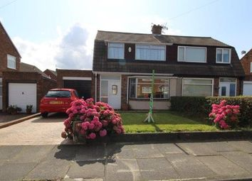 3 bed semi-detached house for sale in Swaledale Avenue, Blyth NE24