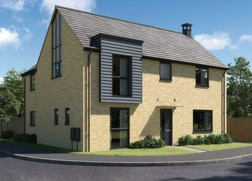 "Thumbnail 4 bed detached house for sale in ""The Kempthorne"" at Thorn Road, Houghton Regis, Dunstable"