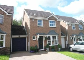 Thumbnail 3 bed detached house to rent in Cheshire Close, Lutterworth
