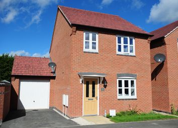 Thumbnail 3 bed detached house for sale in Acresford Road, Donisthorpe