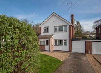 3 bed detached house for sale in School Road, Kedington, Haverhill CB9
