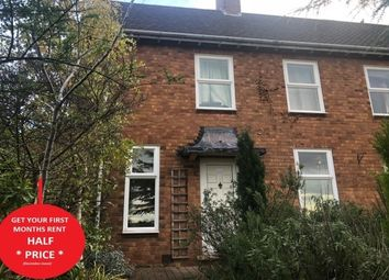 Thumbnail 4 bed property to rent in St Michaels Road, Lichfield
