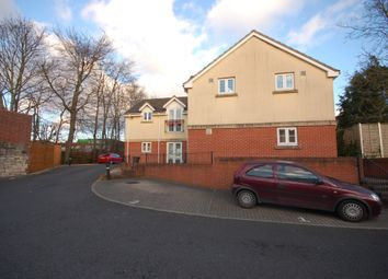 Thumbnail 2 bed flat for sale in Coombe Brook Close, Kingswood, Bristol