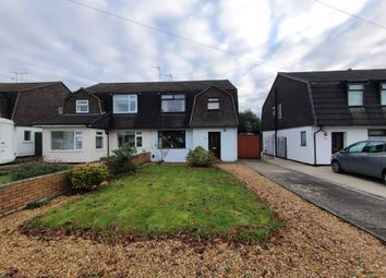 Thumbnail 3 bed semi-detached house for sale in Westminster Drive, Bromborough, Wirral