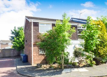 Thumbnail 2 bed flat to rent in Merrington Close, Sunderland