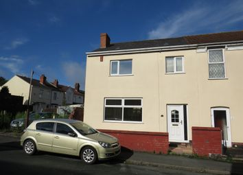 Thumbnail 4 bed semi-detached house for sale in Martin Street, Wolverhampton