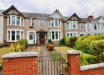 3 bed terraced house for sale in Keresley Road, Coventry CV6