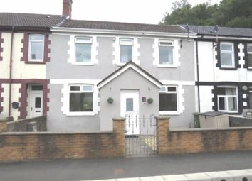 Thumbnail 3 bed terraced house for sale in Wood Road, Abercynon, Mountain Ash