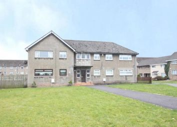 Thumbnail 2 bed flat for sale in Broomlands Place, Irvine, North Ayrshire