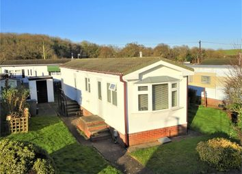 2 bed mobile/park home for sale in Hazelmead Road, Cat & Fiddle Park, Clyst St Mary, Exeter, Devon EX5
