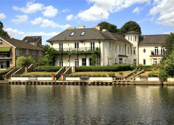 Thumbnail 3 bed flat for sale in Thameside Place, 26 Lower Teddington Road, Kingston Upon Thames