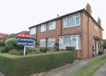 Thumbnail 2 bed maisonette for sale in Clarkes Avenue, North Cheam, Sutton
