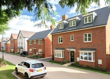 Thumbnail 5 bed detached house for sale in Roundstone Lane, Cresswell Park, Angmering, West Sussex