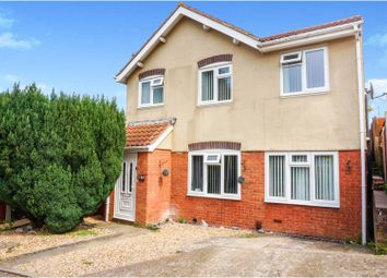 Thumbnail 3 bed detached house for sale in Colchester Close, Chatham