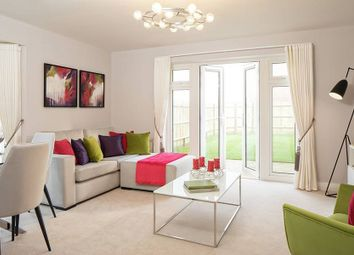 """Thumbnail 3 bedroom semi-detached house for sale in """"The Ash"""" at Red Admiral Street, Horsham"""