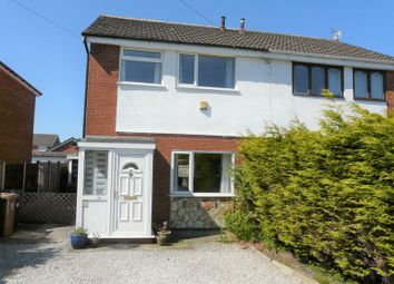 Thumbnail 3 bed semi-detached house to rent in Fir Trees Crescent, Lostock Hall