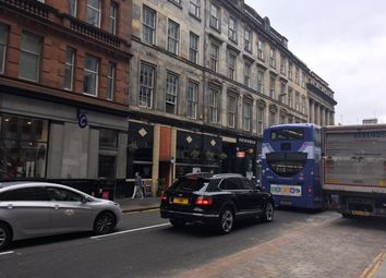Thumbnail 1 bed flat for sale in Queen Street, Glasgow