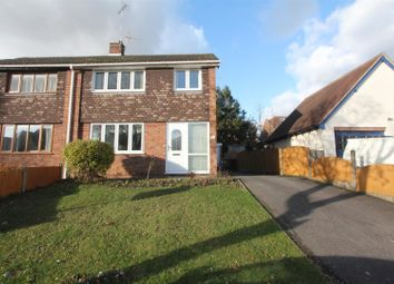 3 bed semi-detached house for sale in Southfield Road, Hinckley LE10