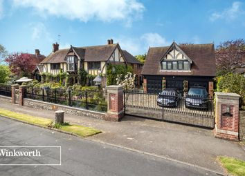Thumbnail 5 bed detached house for sale in Dean Court Road, Rottingdean, Brighton, East Sussex