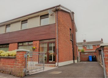 Thumbnail 3 bed semi-detached house for sale in Malone Park, Derry / Londonderry