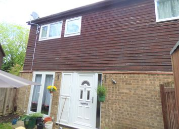 Thumbnail 3 bedroom end terrace house for sale in Kirkmeadow, Bretton, Peterborough, Cambridgeshire.
