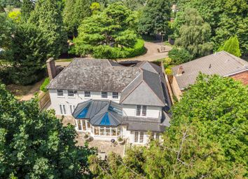 Thumbnail 5 bed detached house for sale in Crofton Way, Warsash