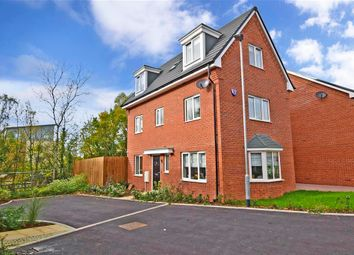 Thumbnail Detached house for sale in Radwinter Close, Wickford, Essex