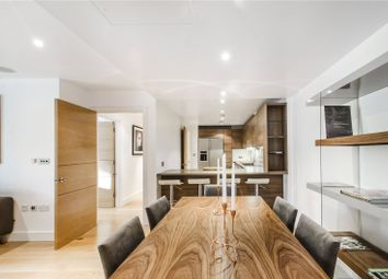 Thumbnail 2 bedroom flat for sale in Consort House, Lensbury Avenue, London