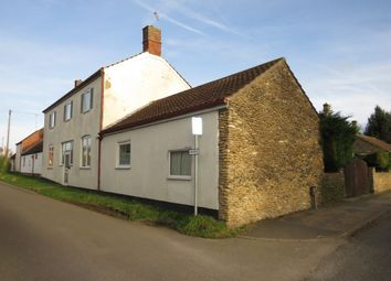 Thumbnail 4 bed link-detached house for sale in Westgate, Ruskington, Sleaford